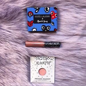 Beauty bundle (Estee Lauder/KVD/Colourpop)
